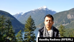 U.S. -- Azerbaijani opposition activist Said Nuri