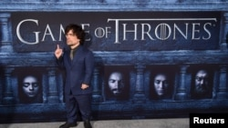 "Aktori i ""Game of Thrones"", Peter Dinklage - Arkiv"