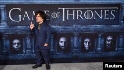 پیتر دینکلیج بازیگر نقش تیریون لنیستر در مجموعه «بازی تاج و تخت»