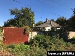 Дом художника Рамиза Нетовкина в Белогорске. 7 октября 2018 года