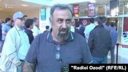 Пассажир из Ирана. Душанбинский аэропорт, 6 июня