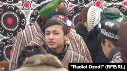 Тажикстандагы Сада майрамы, 30-январь, 2018-жыл.