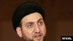 Ammar al-Hakim at the Forum 2000 conference in Prague
