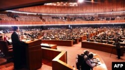 د پاکستان پارلمان