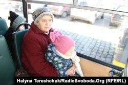 Переселенці з Донбасу у Львові, лютий 2015 року