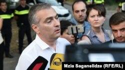 ქიბარ ხალვაშის ადვოკატი პაატა სალია