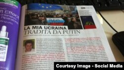 Никитин: интервью итальянской прессе