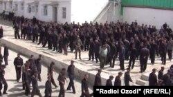 Тюрьма в Таджикистане. Иллюстративное фото