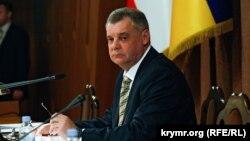 Глава подконтрольного России избиркома Крыма Михаил Малышев