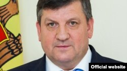 Moldovan Transport and Roads Infrastructure Minister Iurie Chirinciuc (file photo)