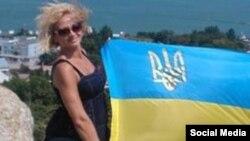 Наталія Ващенко, 2015 рік. Фото із соціальних мереж