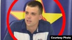 Стефан Богоев, претседател на Социјалдемократската младина на Македонија, СДММ.