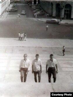 Савецкія «турысты» ў Гаване