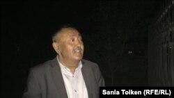 Толепкали Аянов, адвокат Талгата Аяна. Атырау, 17 мая 2016 года.