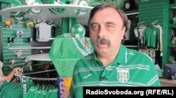 Технічний директор футбольного клубу «Карпати» Тарас Гордієнко