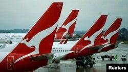 کانتاس، خط هوایی استرالیا