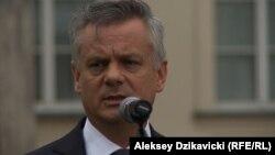 Пйотр Жуховський, архівне фото