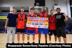 Команда Контора - чемпіон категорії PRO
