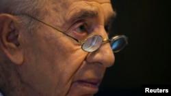Бывший президент Израиля, бывший премьер-министр этой страны Шимон Перес.