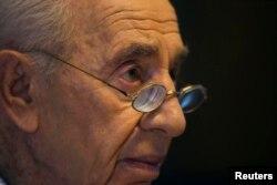 Шимон Перес, архівне фото