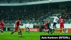 Azərbaycan-Norveç oyunu. 2014