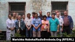 Герої документального фільму «Тихе місце» режисера Олесі Бортняк
