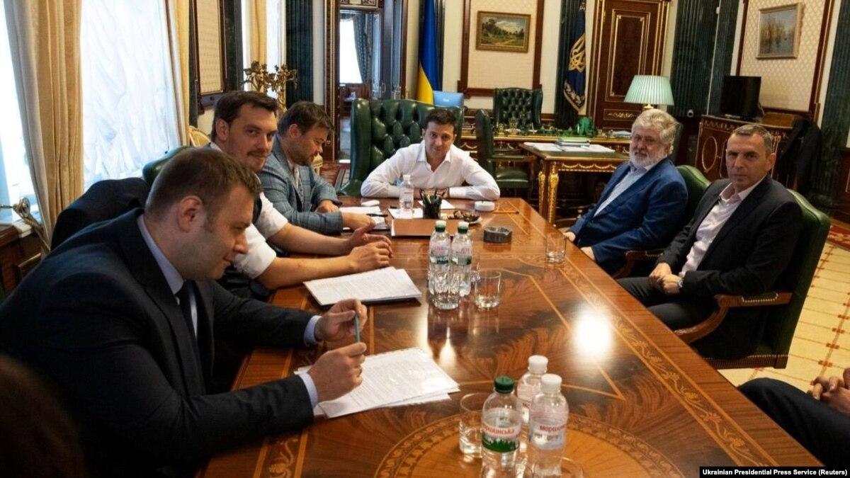 МВФ призывает Украину сократить роль государства и олигархов в экономике