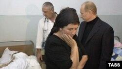 Матерей Беслана Путин в качестве президента не устраивает