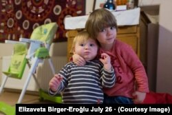Дети Елизаветы Биргер и ее турецкого мужа