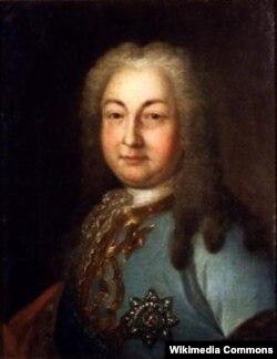 Андрей Иванович Остерман (1987-1747). Неизвестный художник