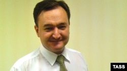 Sergei Maqnitski