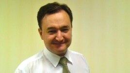 Сергей Магнитский, ноябрь 2006 года