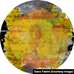 Briefe mit Träumen (Scrisori cu vise), digital print, 2015