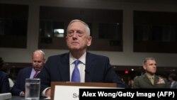 جیمز متیس وزیر دفاع امریکا