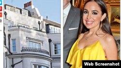Лейла Алиева и недвижимость о которой идет речь