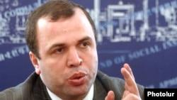 Սոցիալական ապահովության պետական ծառայության նախկին պետ Վազգեն Խաչիկյան
