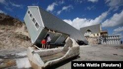 Містечко Вілано-Біч у Флориді після урагану, фото 12 вересня 2017 року