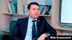 Олий Мажлис Қонунчилик палатаси депутати Расул Кушербаев.