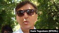 Болат Абилов, лидер оппозиционной партии «Азат».