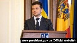 Украинин президент Зеленский Владимир