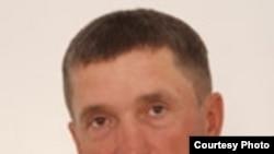 Қырғыз журналисі Геннадий Павлюк. Жеке мұрағаттағы сурет.