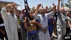 مسلحون تركمان في تازة