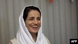 Nasrin Sotoudeh,İranın hüquq müdafiəçisi