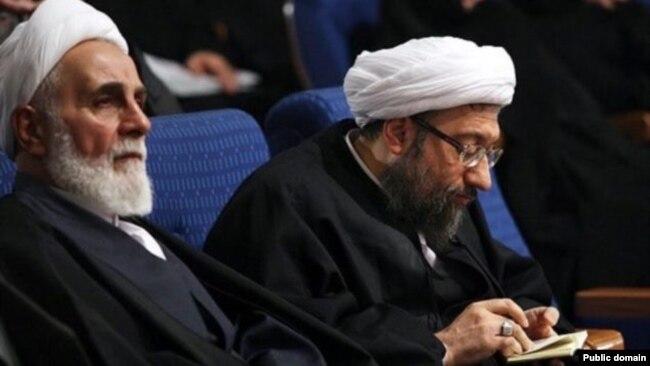 صادق لاریجانی و ناطقنوری رابطه سیاسی خوبی ندارند و همدیگر را متهم به فساد مدیریتی و مالی کردهاند ولی حالا متهم شدهاند که پشت پرده و شریک یک پرونده فساد بودهاند.