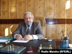Дадашев Райком, Нохчийчоьнан Iилманийн академин вице-президент