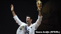 Novak Gjokoviq, foto nga arkivi