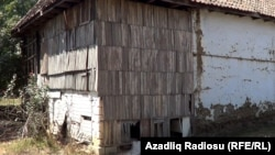Abdulla Şükürovun ata-babasının evi