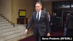 Neizbježni novi izbori: Ranko Krivokapić