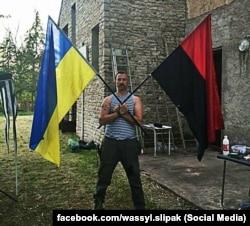 Співак Василь Сліпак, соліст Паризької опери, який загинув 29 червня 2016 року в бою на Донеччині від кулі снайпера