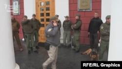 КП «Муніципальна варта» входить до складу Департаменту муніципальної безпеки Одеської міськради